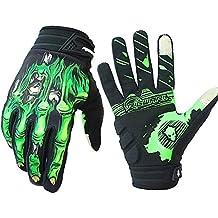 Mountainbike Fahrrad Motorrad Ski Anti-Rutsch Vollfinger-Touchscreen-Handschuhe
