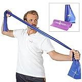 Hoopomania Fitnessband - Gymnastikbänder für Yoga