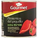 Gourmet - Pimientos del piquillo - extra 80/100 - 1900 g