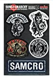Sons Of Anarchy Magnete Collection
