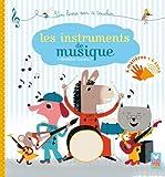 Les instruments de musique - livre sonore à toucher