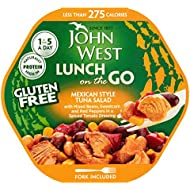 John West Light Lunch Mexican Style Tuna Salad, 220g