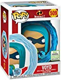 Funko Pop! Incredibles 2 Muelle Convención Exclusivo Voyd Disney Pixar Edición Limitada