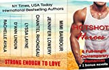 Hotshot Heroes: Strong Enough to Love: Action, Suspense, Hot Romance Boxed Set (Hotshot Romance Collection Book 1)