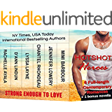 Hotshot Heroes: Strong Enough to Love: Action, Suspense, Hot Romance Boxed Set (Hotshot Romance Collection)