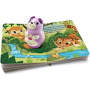 LeapFrog 81415 - Jeu Educatif - Pack Complet : Mon Lecteur Violette + Livre Inclus