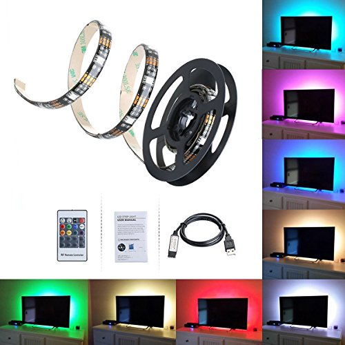 6-modes-10-brightness-100-cm-led-strip-lights-victsing-multicolor-tv-background-lighting-kit-with-ip