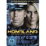 Homeland - Die komplette Season 1