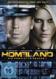 Homeland - Die komplette Season 1 [4 DVDs]