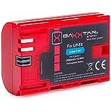BAXXTAR PRO-ENERGY Batterie pour Canon LP-E6 (2000mAh) avec Chip technology - Intelligent battery system