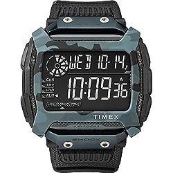 Reloj Timex Command Shock 54mm negro TW5M18200