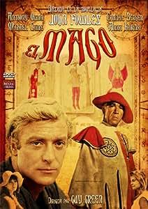 The Magus - A. Quinn, Michael Caine