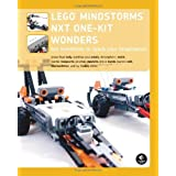 LEGO MINDSTORMS NXT One-Kit Wonders: Ten Inventions to Spark Your Imagination by James Floyd Kelly (2008-11-04)