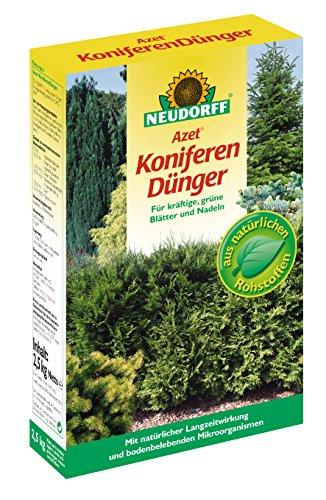 Neudorff azet koniferenDuenger -1PaCK 2,5 kg