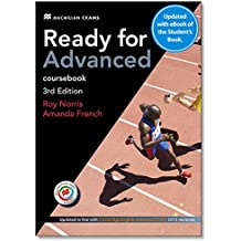 READY FOR ADV Sb -Key (eBook) Pk 3rd Ed (Ready for Series)