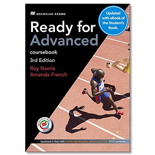READY FOR ADV Sb -Key eBook Pk 3rd Ed Ready for Series