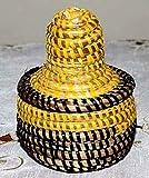 Afrika Art Decoration–Ablagekörbchen, Schmuckkästchen pbb4