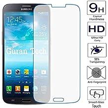Guran® Protector de Pantalla Vidrio Cristal Templado Para Samsung Galaxy Mega GT-i9205 (6.3pulgada) Smartphone Film