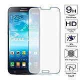 Guran® Displayschutz Glasfolie für Samsung Galaxy Mega GT-i9205 (6.3zoll) Smartphone Bildschirm Hartglas Schutzfolie