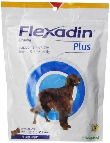 Vetoquinol flexadin più Chews for Large dogs by Vetoquinol