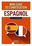 petit livre de mini guide de conversation espagnol