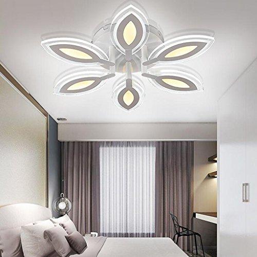 moderne lampade di illuminazione del ristorante minimalista soffitto del LED luci Soggiorno Camera foglie caldi studio d'arte - Foglia Maker
