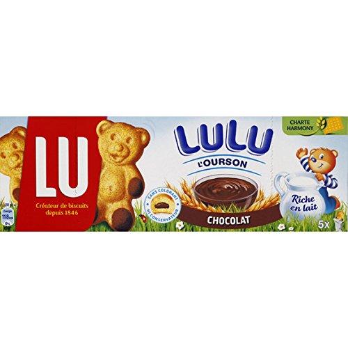 lu Moelleux fourrés au lait et au chocolat - ( Prix Unitaire ) - Envoi Rapide Et Soignée