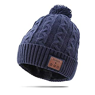 AIKER Bluetooth Hat sport hat for Winter Sports Fitness Exercise Workout