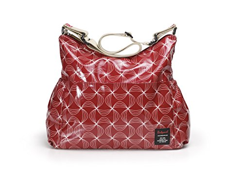 Babymel - 1402 - Sac à Langer - Big Slouchy - Twisted - Red