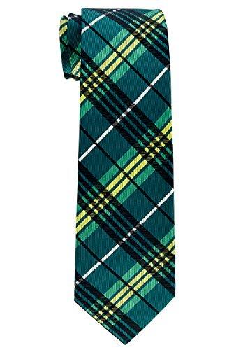 Retreez promete ofrecer productos de calidad a un precio realmente asequible. Arreglar el aspecto de su hijo con esta elegante corbata, Apto tanto para casual y formal desgaste. • 100% microfibra de poliéster con diseño de rayas con textura acabado. ...