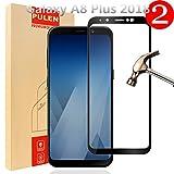 [2 Pack] Samsung Galaxy A8 Plus 2018 Protecteur D'écran, PULEN Film Protection en...