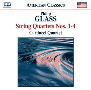 Glass: String Quartets Nos.1-4 (String Quartets Nos. 1-4)