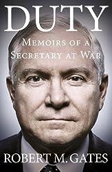 Duty Memoirs of a Secretary at War by Robert Gates (2014-02-01)