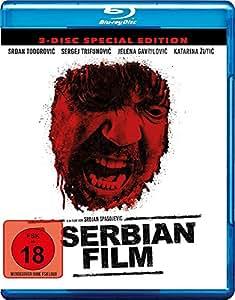 A Serbian Film - 3er-Disc Special-Edition (Blu-Ray + DVD + Bonus-DVD) limitierte Auflage 1000 Stück !! [Special Edition]