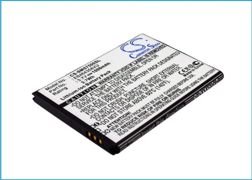 Cameron Sino Upgrade For SAMSUNG GT-S6500L,GT-S6500T,GT-S6818,GT-S7500,GT-S7508,Jena,SCH-I569,SCH-i579,SCH-I589,SCH-i619,SGH-I827,SGH-I827D,SHW-M460D Mobile, SmartPhone Battery Li-ion 1000mAh / 3.7Wh