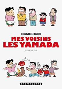 Mes voisins les Yamada Edition simple Tome 3