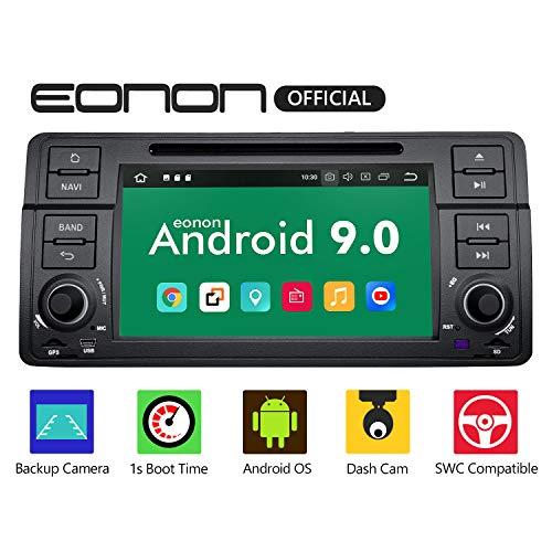 eonon GA9350 Android 9 fit BMW E46 1999-2004 Car Stereo Autoradio 2GB...