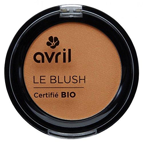 Avril Blush Certifié Bio - Terre Cuite