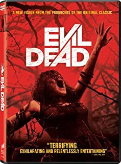 Evil Dead by Jane Levy