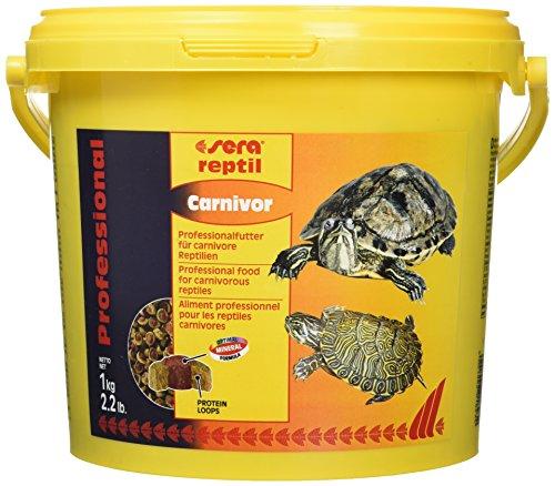 sera 01823 reptil Professional Carnivor 3,8 Liter - Fleisch fressende Reptilien ernähren wie die Profis