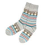 BIRKENSTOCK 1002514 Damensocken mit Komfort-Rippbündchen angenehmes Fußklima, Groesse 39/41, grau
