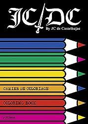 JC/DC : Cahier de coloriage