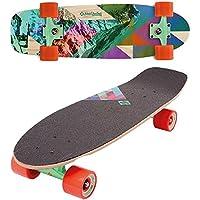 Street Surfing Cruiser 28 Skateboard Mixte Adulte, Rocky Mountain