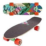 Street Surfing Cruiser 28Skateboard da Adulto, Rocky Mountain