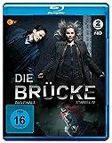 Die Brücke - Das Finale - Staffel 4 [Blu-ray]