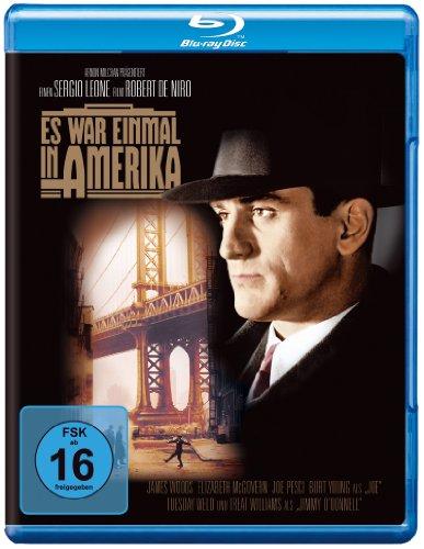 Es war einmal in Amerika [Blu-ray] (Es In Spanisch Liebe)