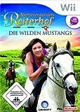 Abenteuer auf dem Reiterhof - Die wilden Mustangs - [Wii]
