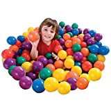 #6: Fun Balls Bag for Kids / Baby - 8 cm Diameter - 100 Balls