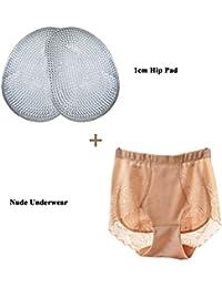 Jolie Mujer Hip Enhancer Butt Lifter Acolchado Braga De Encaje Control De  La Cintura Ropa Interior 397d9afb722