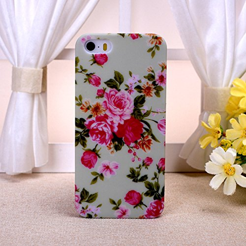ekinhui-iphone-se-5s-custodia-moda-nuovo-piccolo-fresco-fiore-floreale-vintage-pattern-design-plasti
